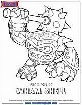 Coloring Pages Skylanders Colouring Swap Force Wham Shell Skylander Coloriage Fancy Ninjini Printables Fist Bump Sheets Coloringhome Adult Swapforce Lightcore sketch template