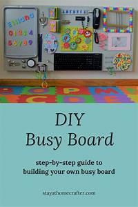 Diy, Busy, Board
