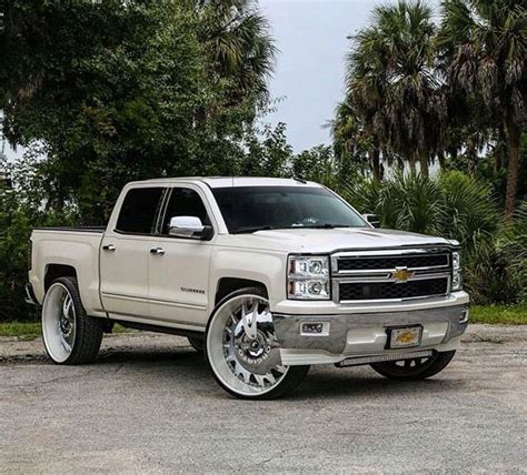 silverado   forgiato rims suv trucks custom