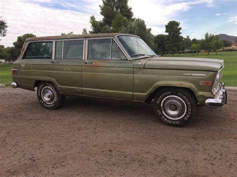 1970 jeep wagoneer 1970 jeep wagoneer low mileage two owner for sale central