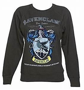 Vetement Harry Potter Femme : pull femme harry potter quipe de quidditch de serdaigle ~ Melissatoandfro.com Idées de Décoration