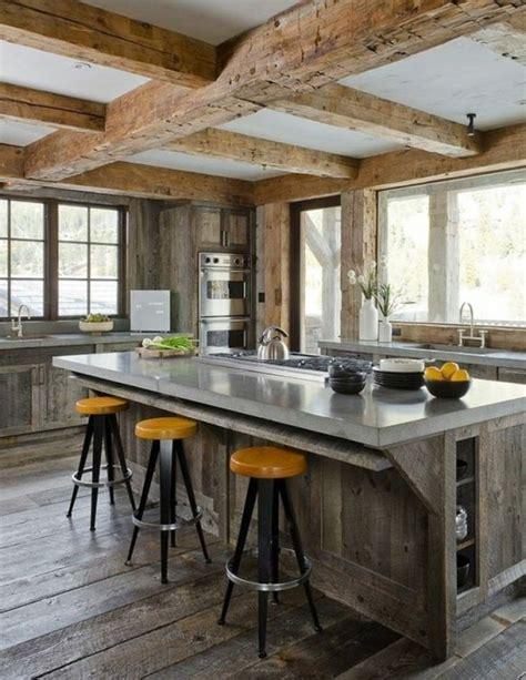 comptoir de cuisine blanc la cuisine équipée avec ilot central 66 idées en photos