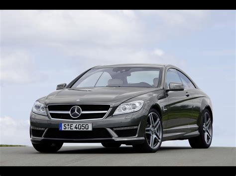 2018 Mercedes Benz Cl 63 Amg  Car Photos Catalog 2019