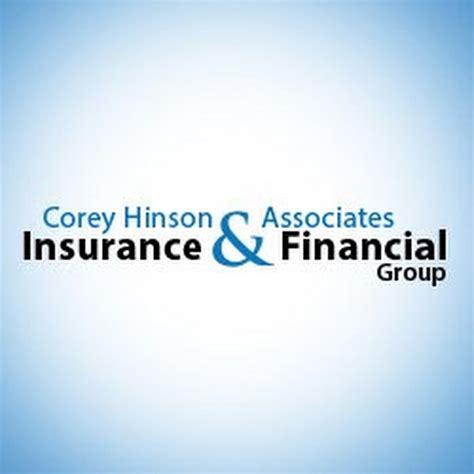 We'd be happy to help! Corey Hinson & Associates - YouTube