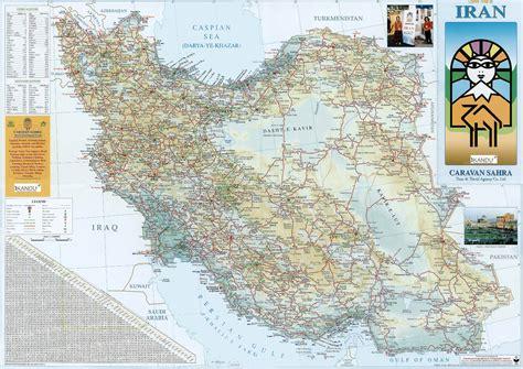 road map  iran