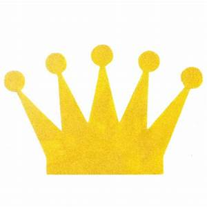 Forma deco Corona grande Princess - Partyplace