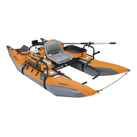 Classic Accessories Colorado Xt Inflatable Pontoon Boat by Classic Accessories Colorado Xt Inflatable