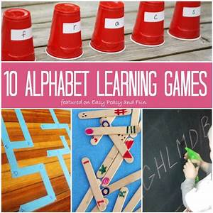 10 alphabet learning games for kids easy peasy and fun With learn your letters game
