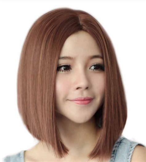 model rambut pendek wanita sesuai bentuk wajah april