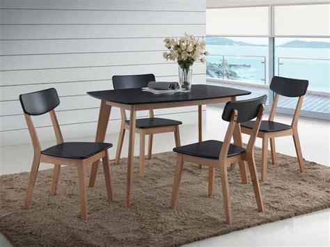 table et chaises design chaise cuisine moderne