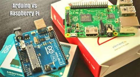 Comparison Of Arduino Vs. Raspberry Pi Starter Kit By