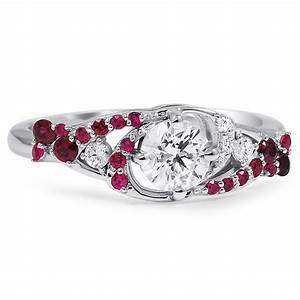 custom pinwheel galaxy diamond and ruby ring brilliant earth With wedding rings with rubies and diamonds
