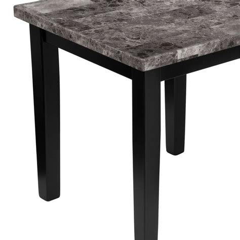 Read our detailed reviews for the highly rated ones in the market. Flash Furniture Ashley Maysville 3 Piece Faux Marble ...
