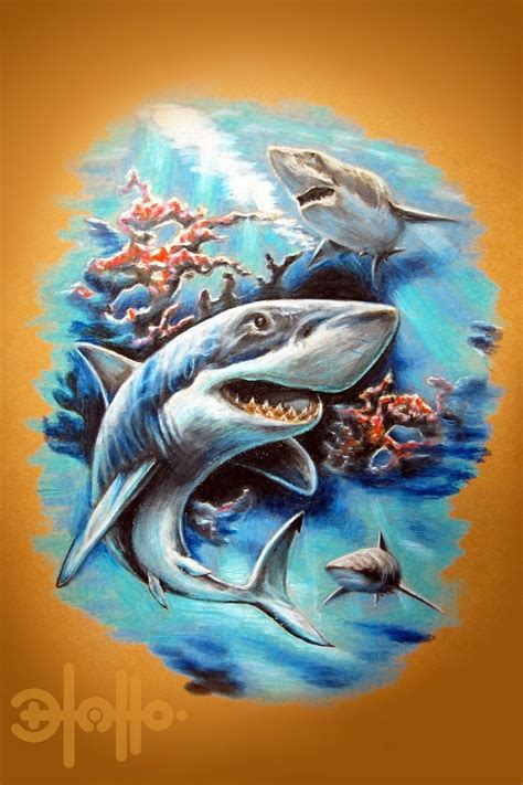 Shark Tattoos Designs, Ideas And Meaning  Tattoos For You