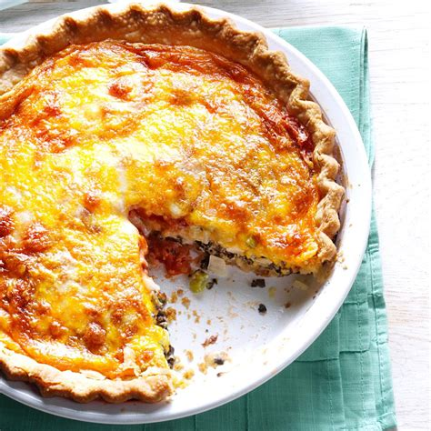 cuisine quiche tomato olive quiche recipe taste of home