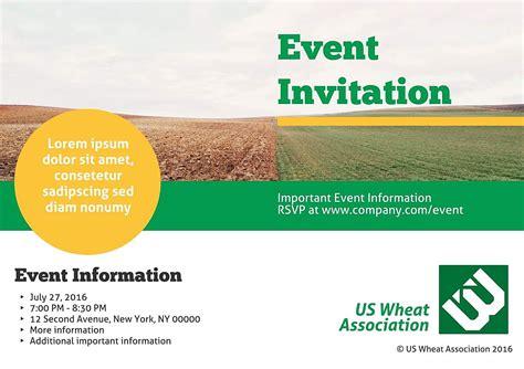 business event invitation mughals