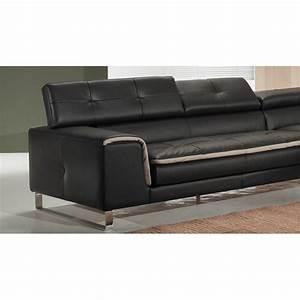 canape cuir italien canap d angle personnalisable en With tapis bébé avec canapé d angle personnalisable