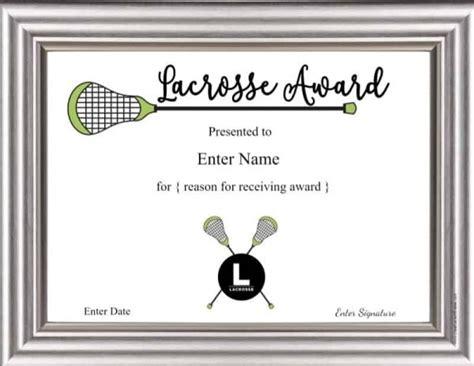 lacrosse awards