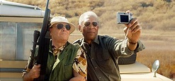The Bucket List - movie - review - The New York Times