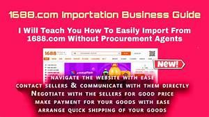 A-z 1688  Com Importation Business Guide