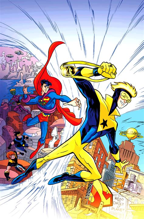 Categorylegion Of Superheroes In The 31st Century (comic