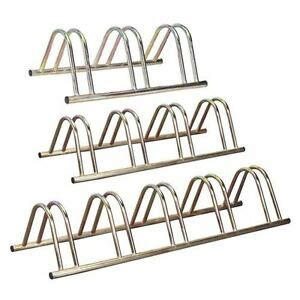 Bike Rack For Garage Floor by 1 2 3 4 5 Bike Floor Wall Mount Bicycle Cycle Rack Storage