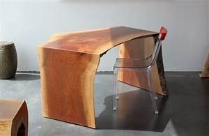 Planche De Bois Brut Avec Ecorce : planche de bois brut avec ecorce ma maison au naturel ~ Melissatoandfro.com Idées de Décoration