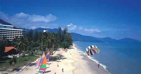 tempat menarik  pulau penang malaysia senarai hotel