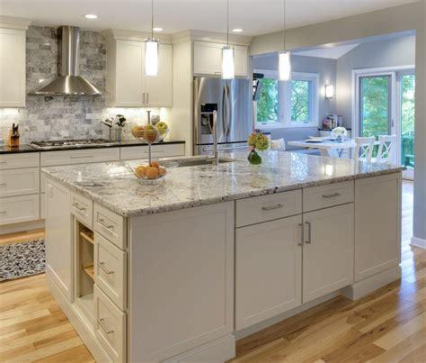 main  kitchen design milestones