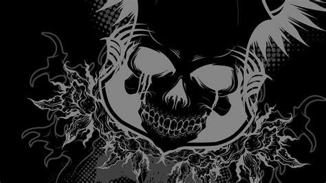 Black Skulls 3d Wallpapers by Black Skull Wallpapers Wallpaper Cave