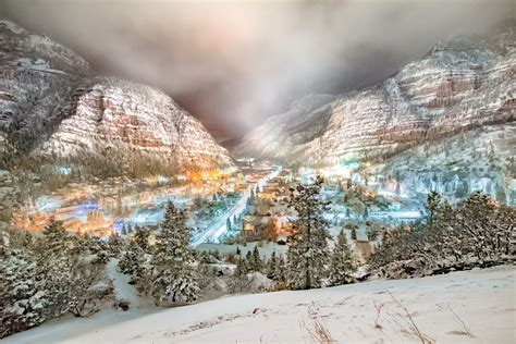 visitors guide  ouray colorado   eat stay