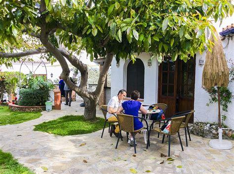 Der Garten Auf Spanisch by Spanisch Lernen In Nerja
