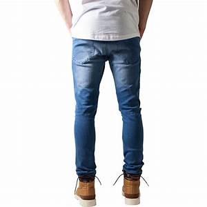 Stora jeans herr