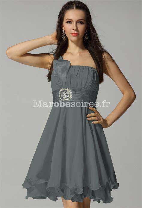 robe habillée pour mariage grise la mode des robes de robe de soiree grise et fushia