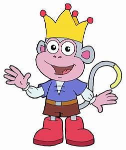 Prince Boots - Dora's Royal Rescue by KingLeonLionheart on ...