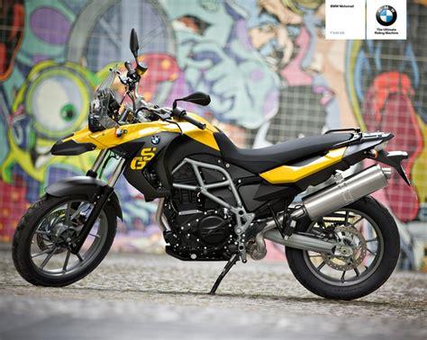 2012 Bmw F650gs [bmw Motorrad]