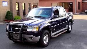2001 Ford Explorer Sport Trac Xlt 4wd 4dr Pickup 4 0l V6