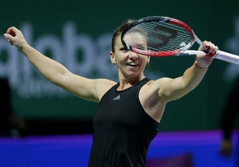 Serena Williams Defeats Simona Halep, Ranked No. 1. Anyone...