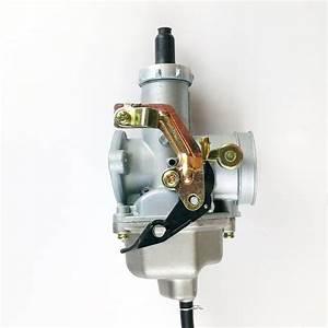 30mm Carburetor Carby Pz30 4 Stroke 200cc 250cc Cable