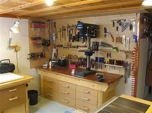 Basement Workshop - Bob Vila