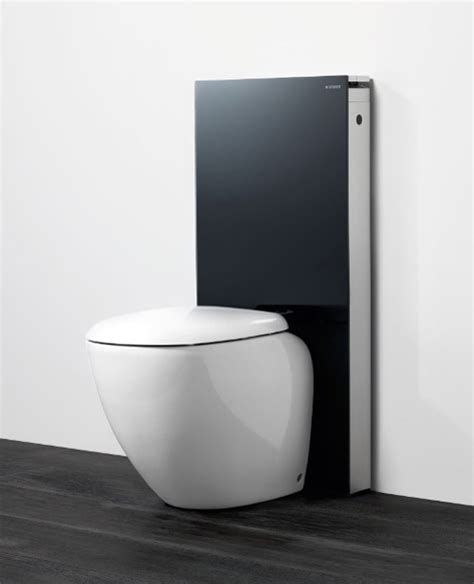 cool water closet modular toilet by geberit monolith