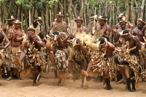 The Nguni Tribe Of Southern Africa