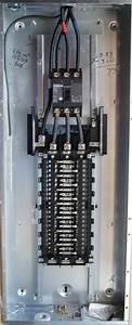 3 Phase 120/208 Panel from Van Berkum Electric in Pella