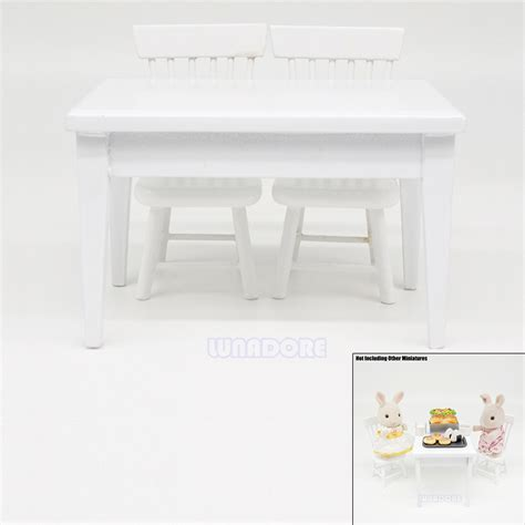 white wood desk accessories aliexpress com buy 1 12 miniature furniture wood white