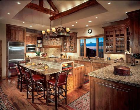 i like the light colored countertops and the cabinet style