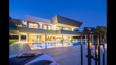 modern luxury villa  sierra blanca marbella spain