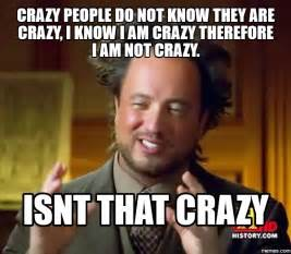 People Are Crazy Meme