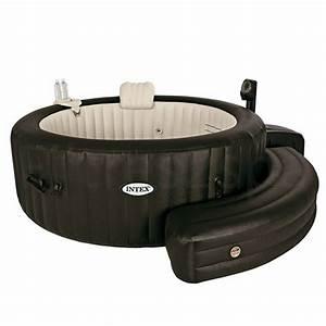 Filtre Spa Intex S1 : banc gonflable intex pure spa noir intex ~ Dailycaller-alerts.com Idées de Décoration