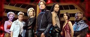 Gene Roddenberry's Andromeda, AKA Star Trek: Voyager with ...