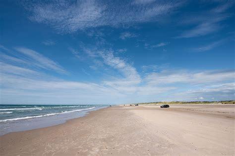 top beaches  visit  denmark